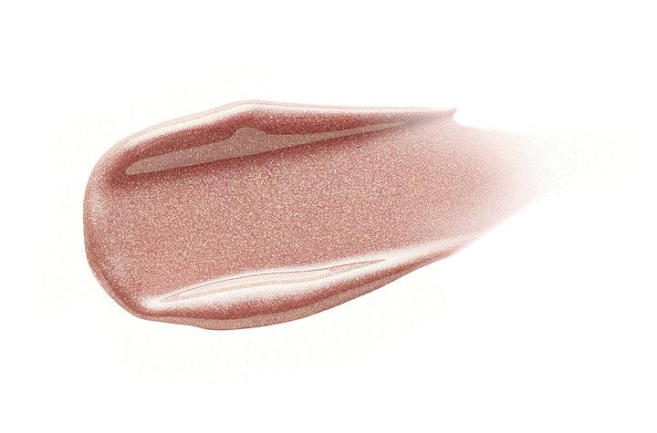Soft Peach - shimmering pink beige