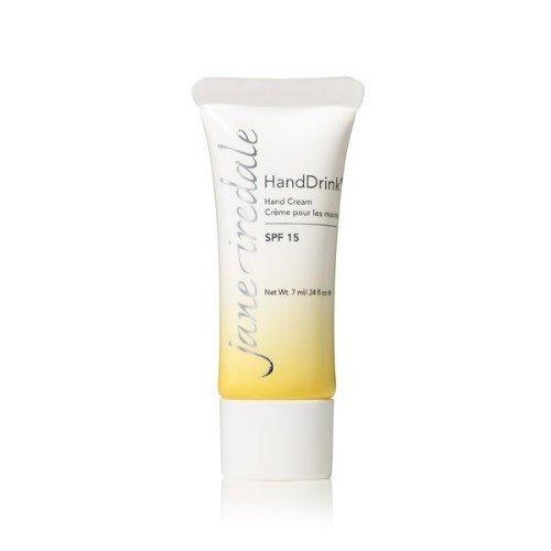 Lemongrass HandDrink SPF 15 Hand Cream Deluxe Sample JIS11354