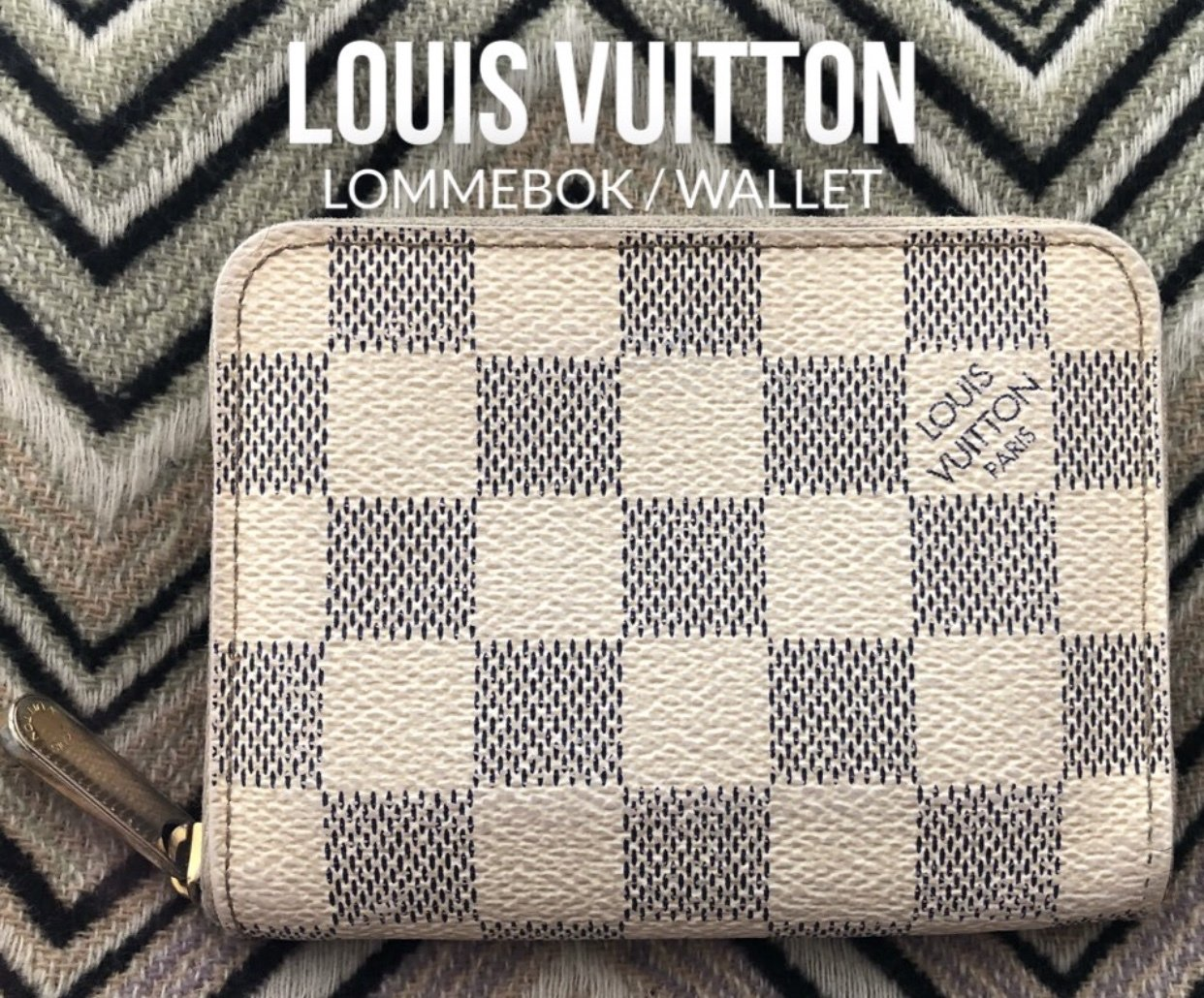 "Louis Vuitton ""Zippy Coin"""