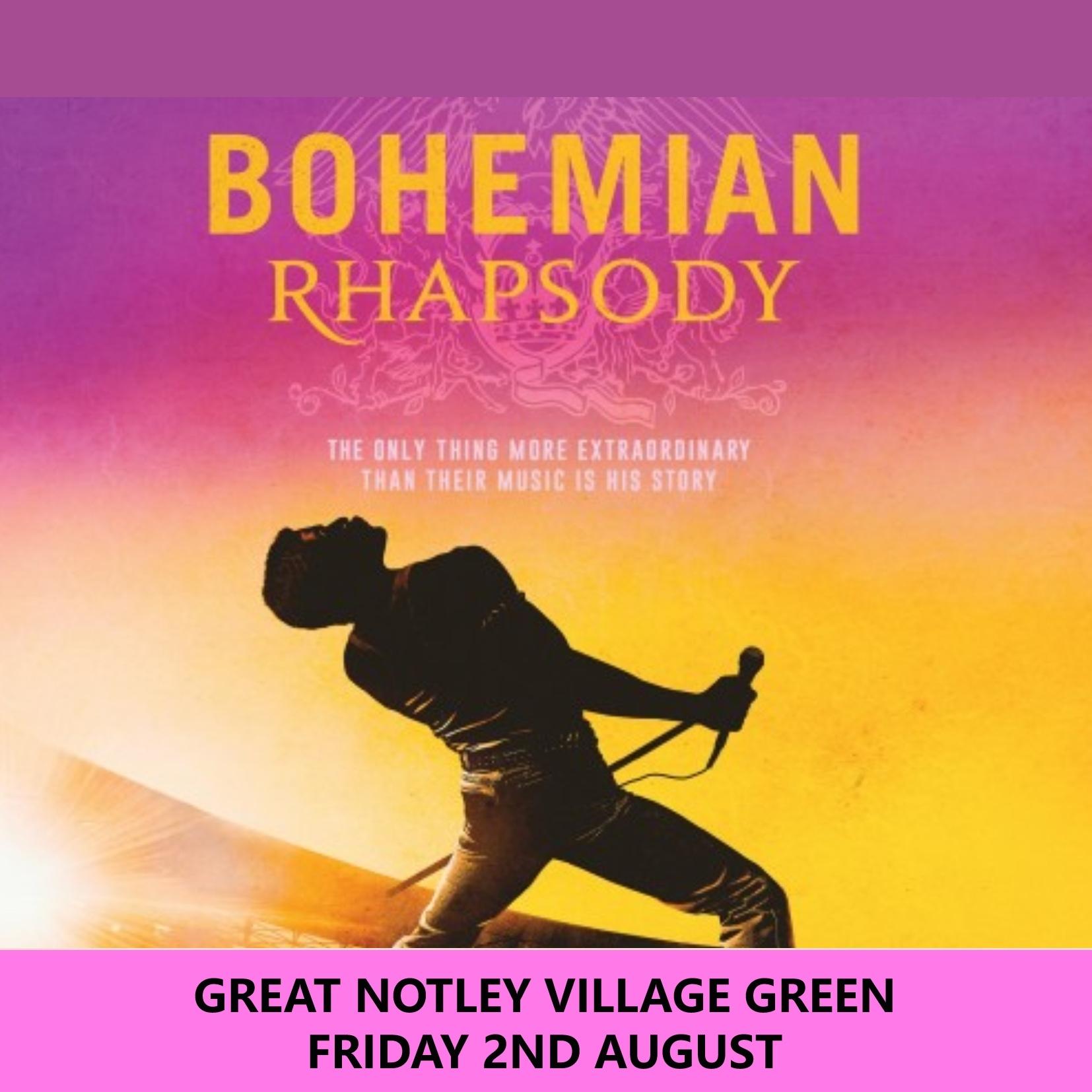 BOHEMIAN RHAPSODY @ GREAT NOTLEY VILLAGE GREEN 00233