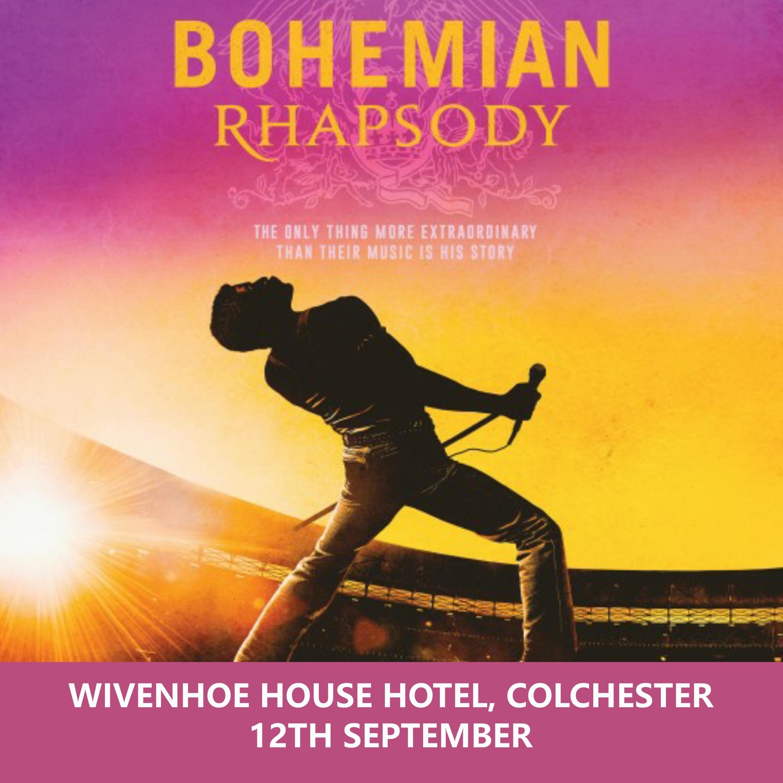 Bohemian Rhapsody @ WIVENHOE HOUSE 00234