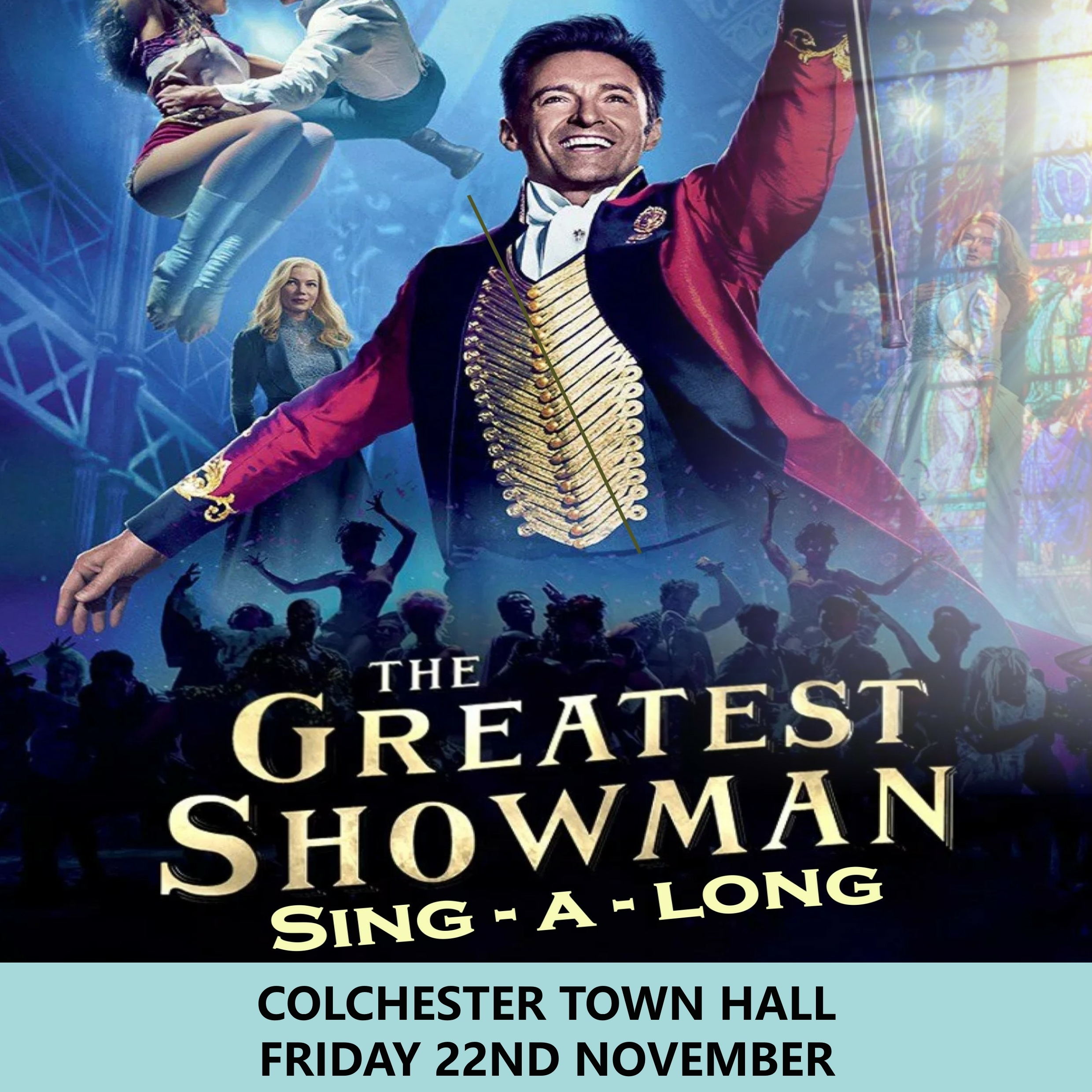 The Greatest Showman Sing-a Long 00236