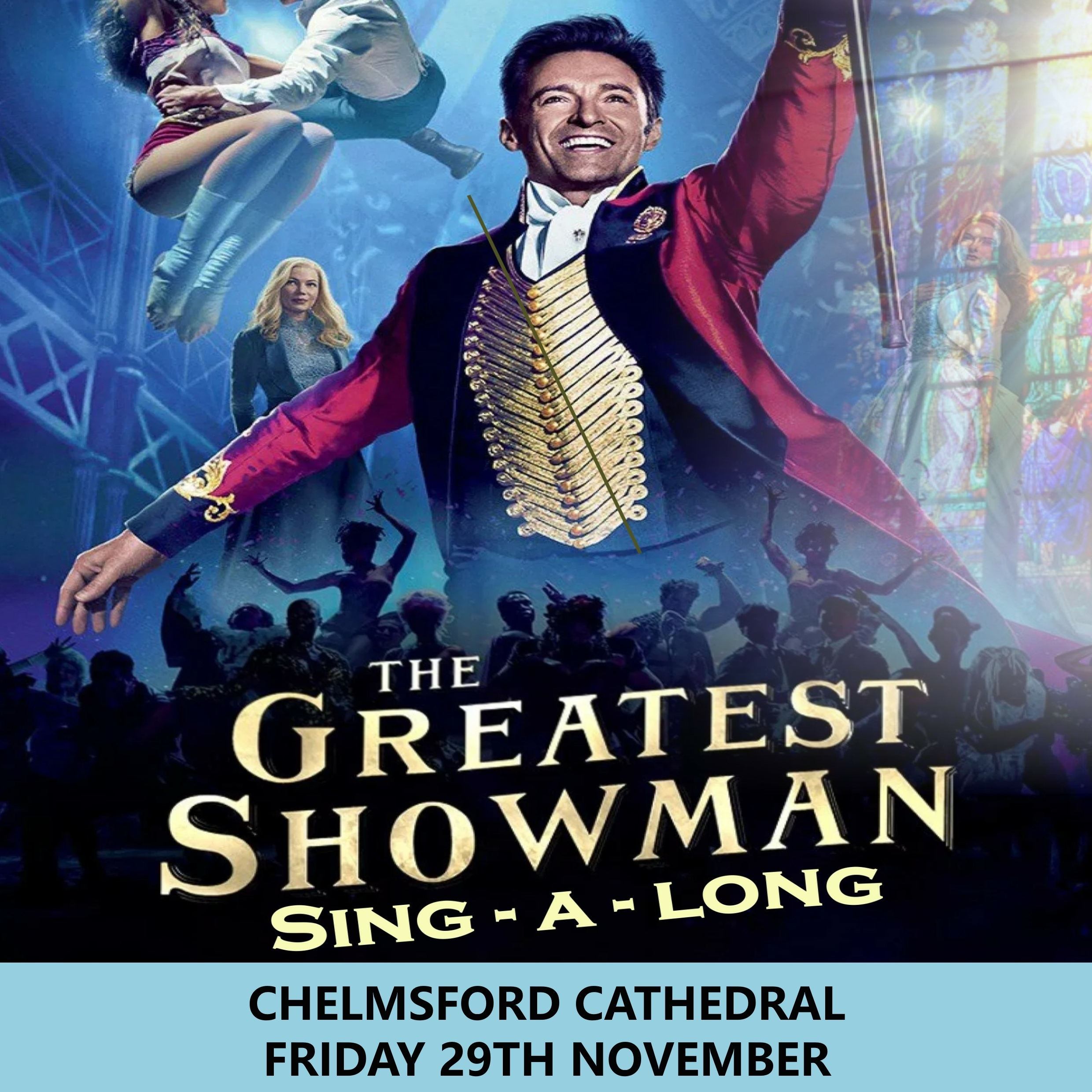 The Greatest Showman Sing-a Long Chelmsford 00238