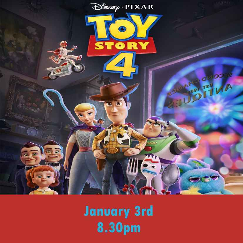 Toy Story 4 Drive In Hylands Park 3rd January 00243