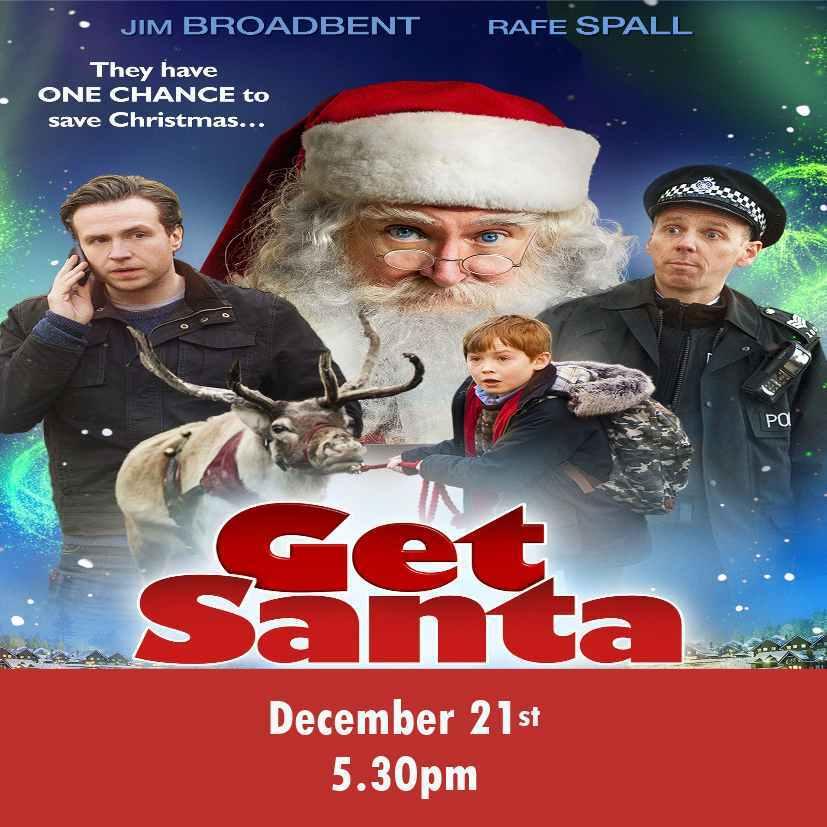 Get Santa Drive In Hylands Park 21st Dec 00244