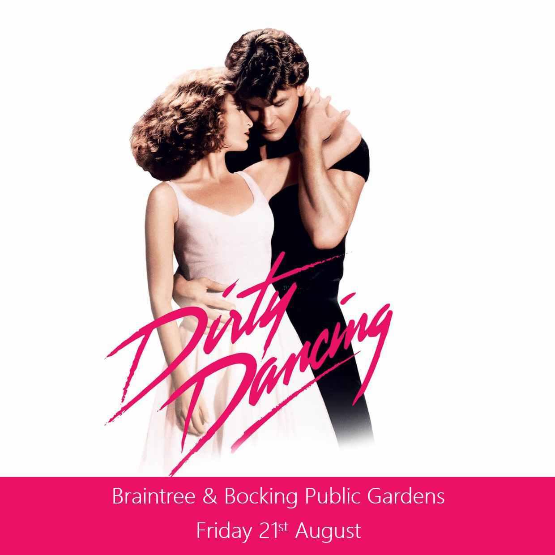 DIRTY DANCING @ BRAINTREE & BOCKING PUBLIC GARDENS 00252