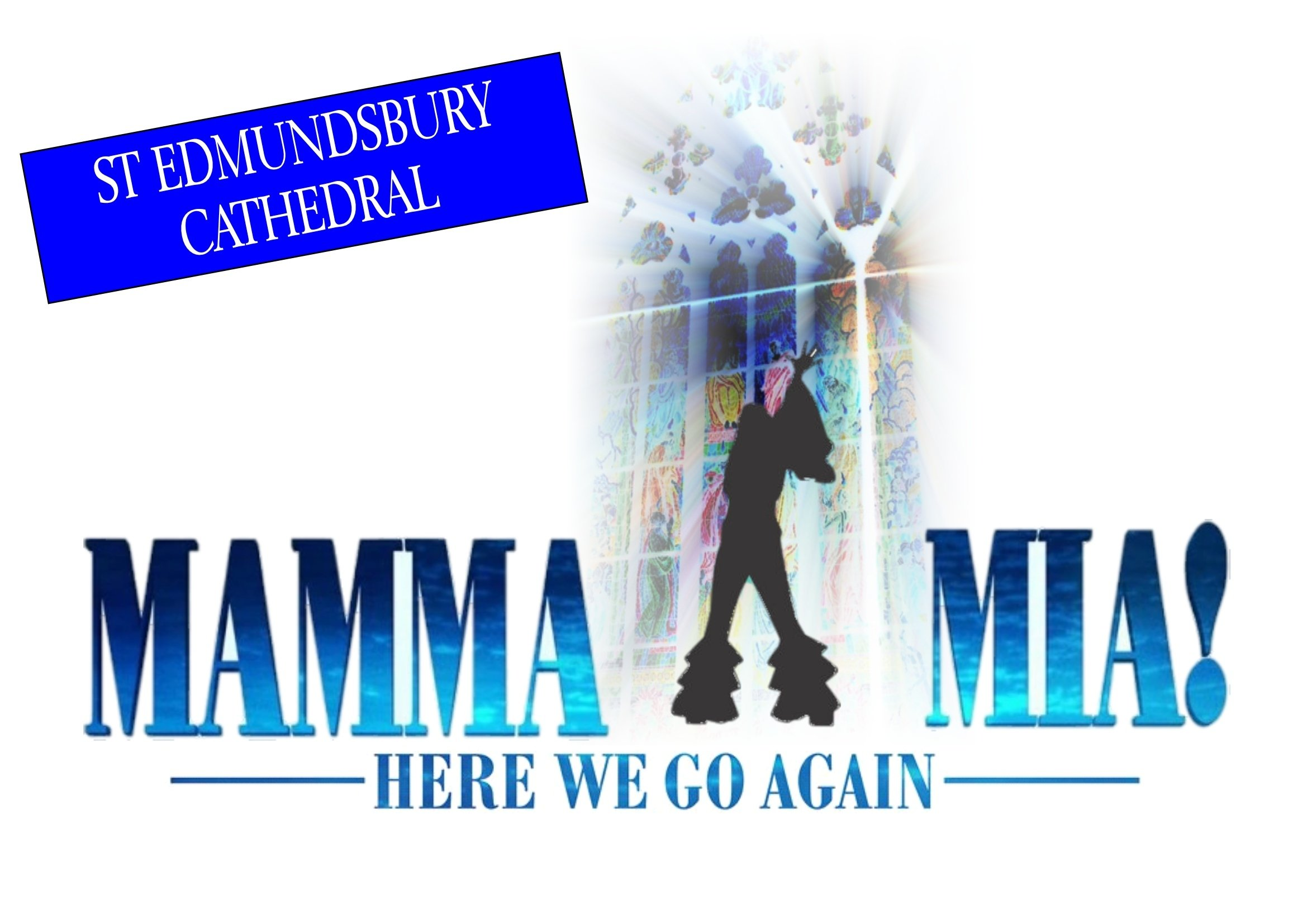 MAMMA MIA HERE WE GO AGAIN @ ST Edmundsbury Cathedral 12th January 00039