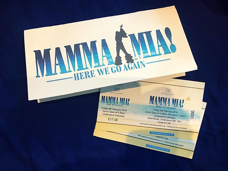 Mamma Mia Gift Presentation 00127