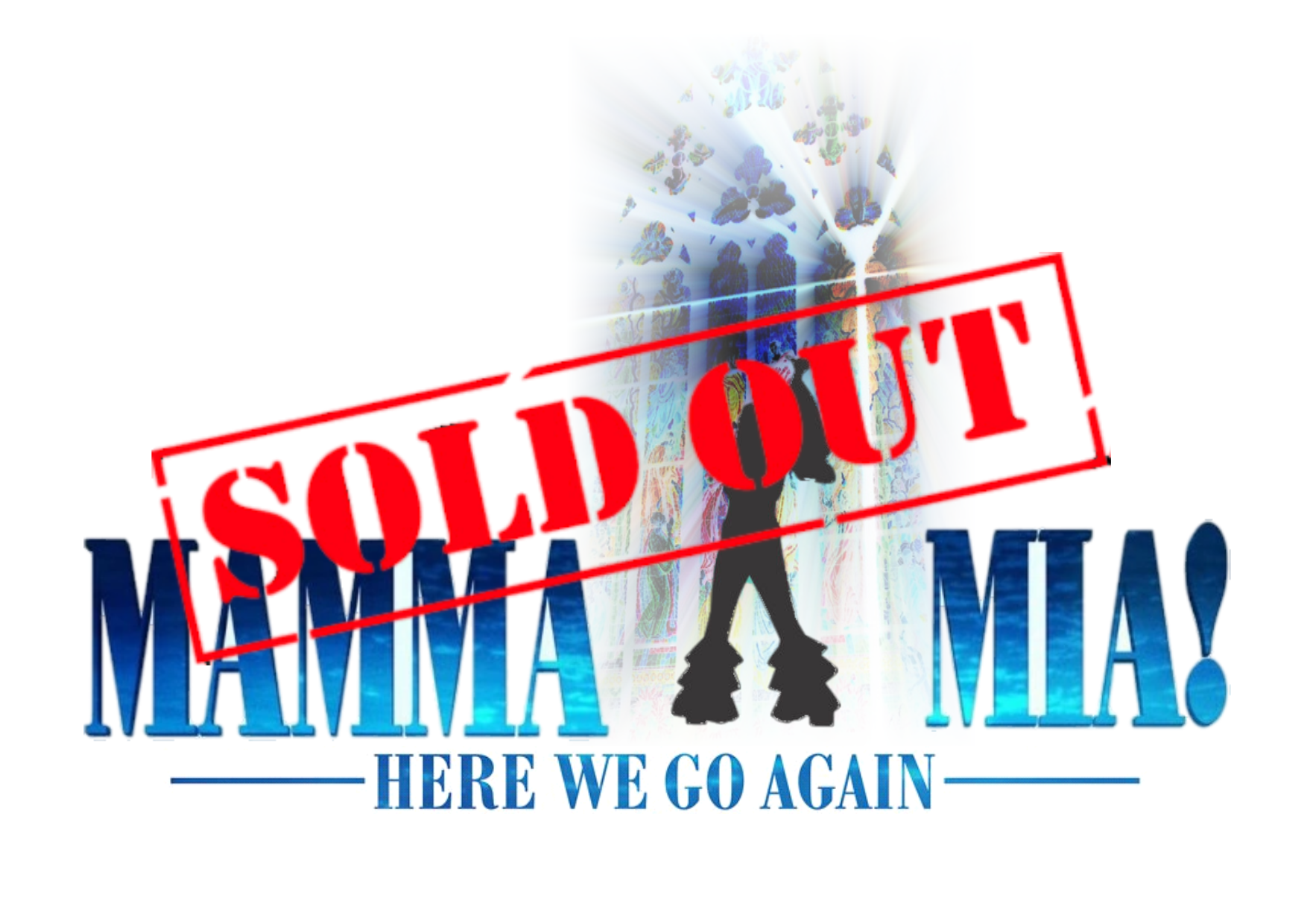 MAMMA MIA HERE WE GO AGAIN @ Chelmsford Cathedral 8th February 00125