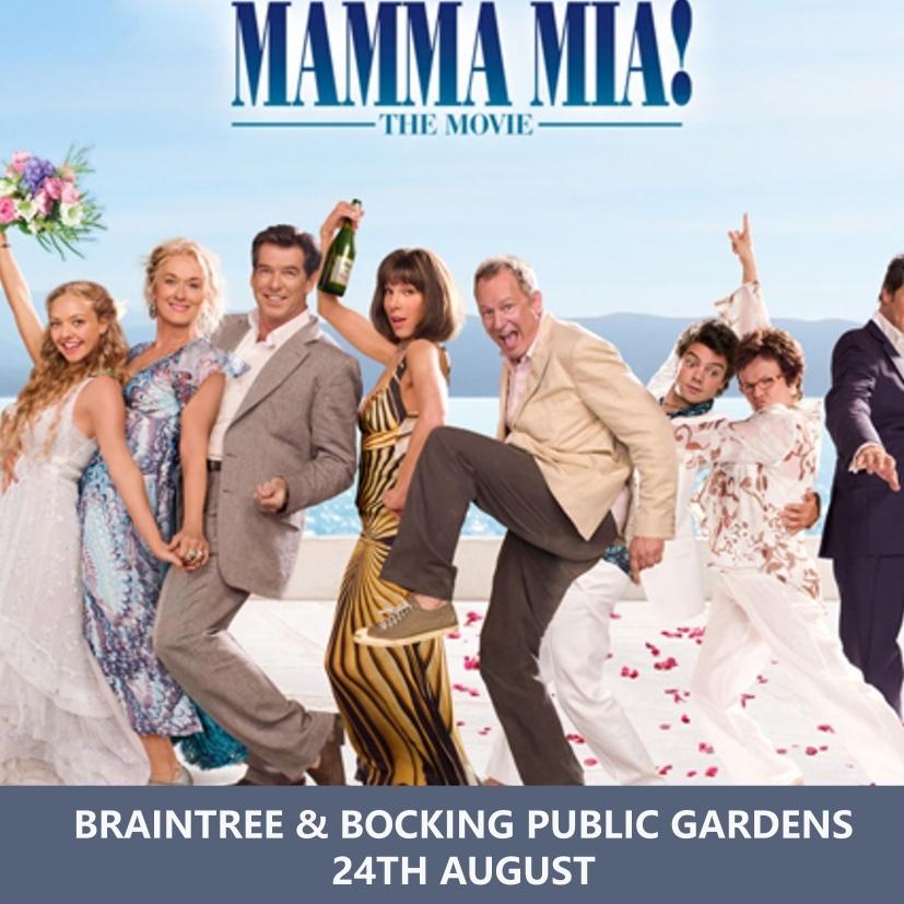 MAMMA MIA @ BRAINTREE & BOCKING PUBLIC GARDENS 00135