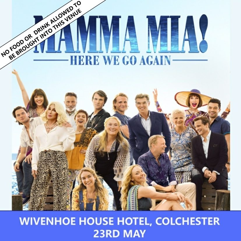 MAMMA MIA HERE WE GO AGAIN @ WIVENHOE HOUSE 00129
