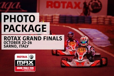 Single-Race Photo Package - Rotax Grand Finals