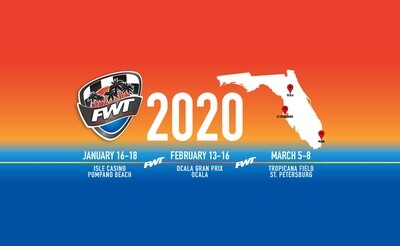 2020 Florida Winter Tour 3-Race Photo Package