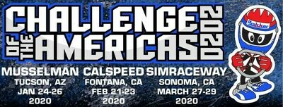 2020 Challenge of the Americas 3-Race Photo Package