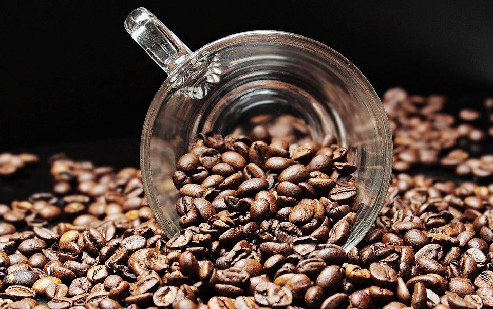 Koffiepeeling
