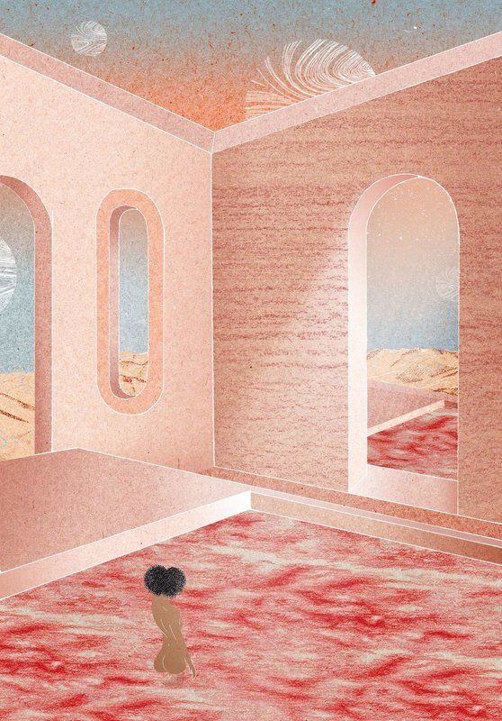 Chapel | A3 Print