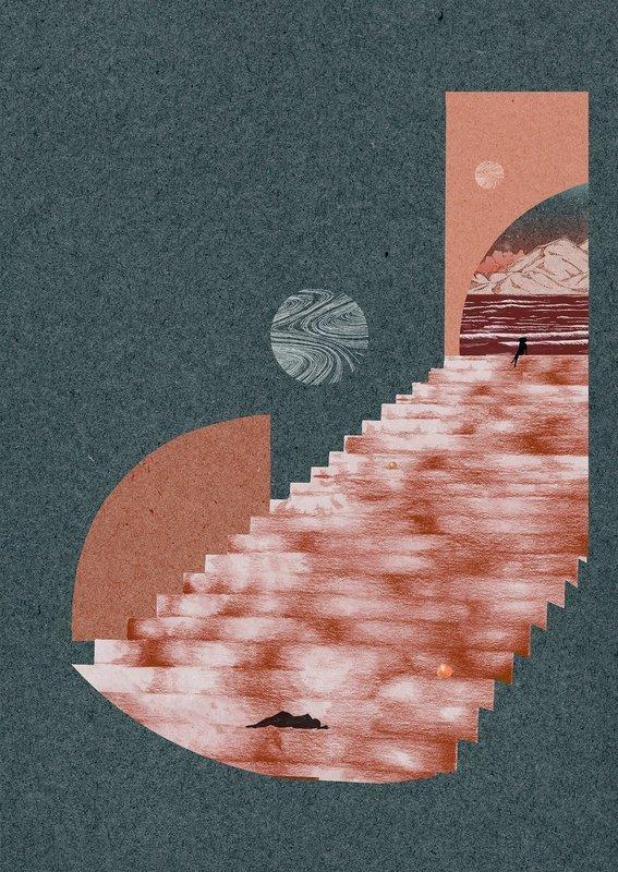 Ascent | A2 Print