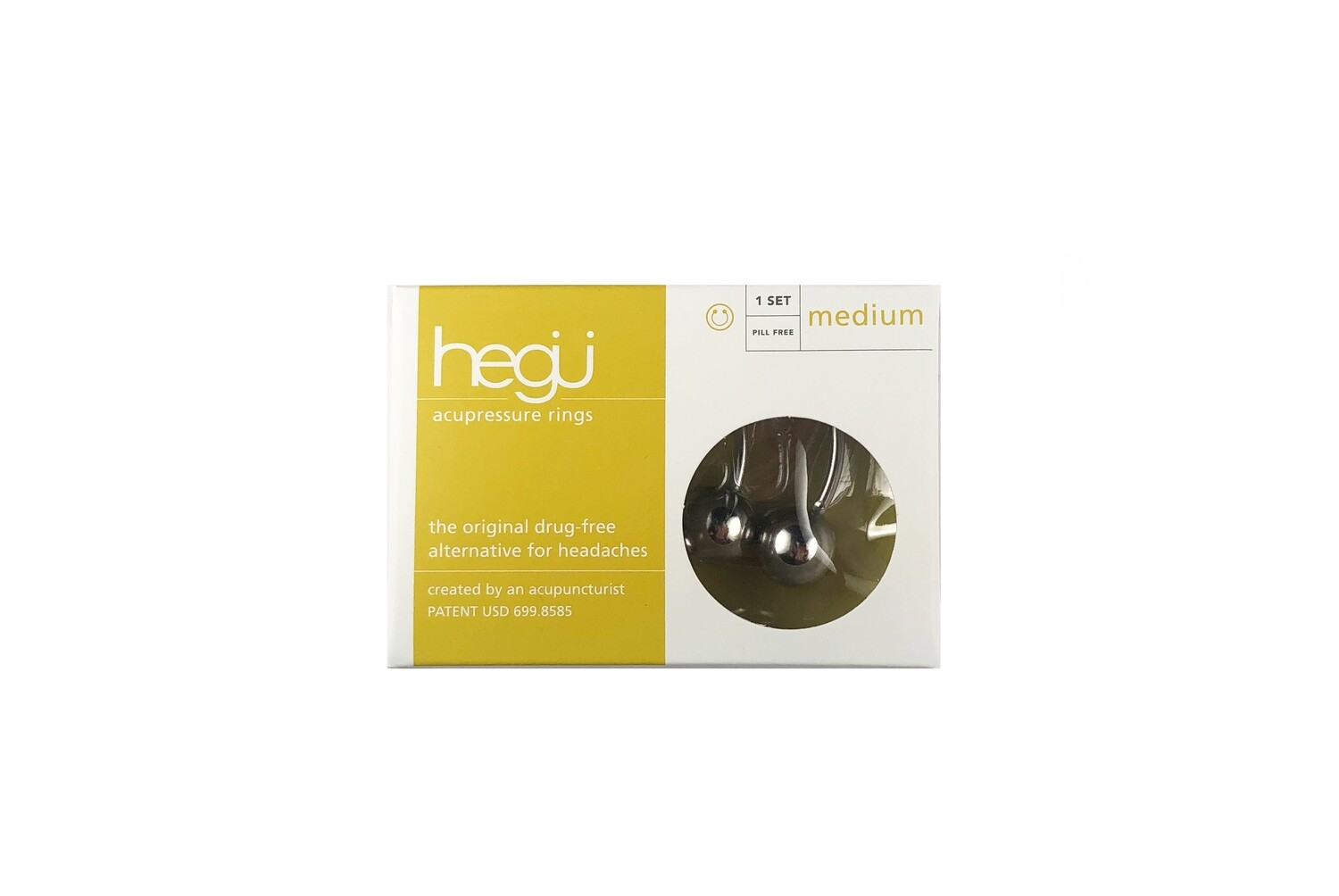 Hegu acupressure rings MEDIUM
