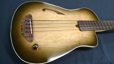 Blue Note Woodworks Acousta-Elecktra Bassic Bass #412