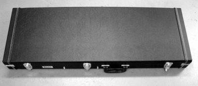 Plush Hard Shell Case - BNW Long Scale Bass