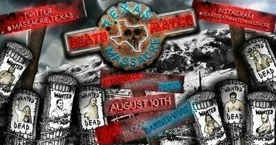Texas Death Match Massacre General Admission Tickets