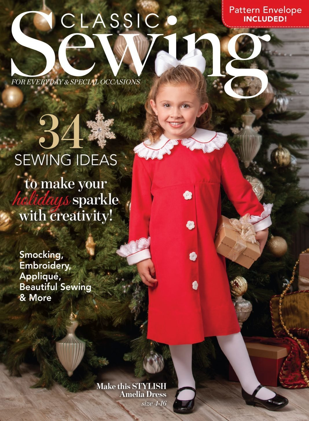Sewing magazine winter issue 2016 classic sewing magazine winter issue 2016 jeuxipadfo Image collections