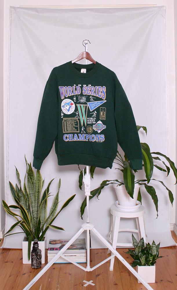 Vintage College Sweater (naisten L / miesten S) 34000045000573