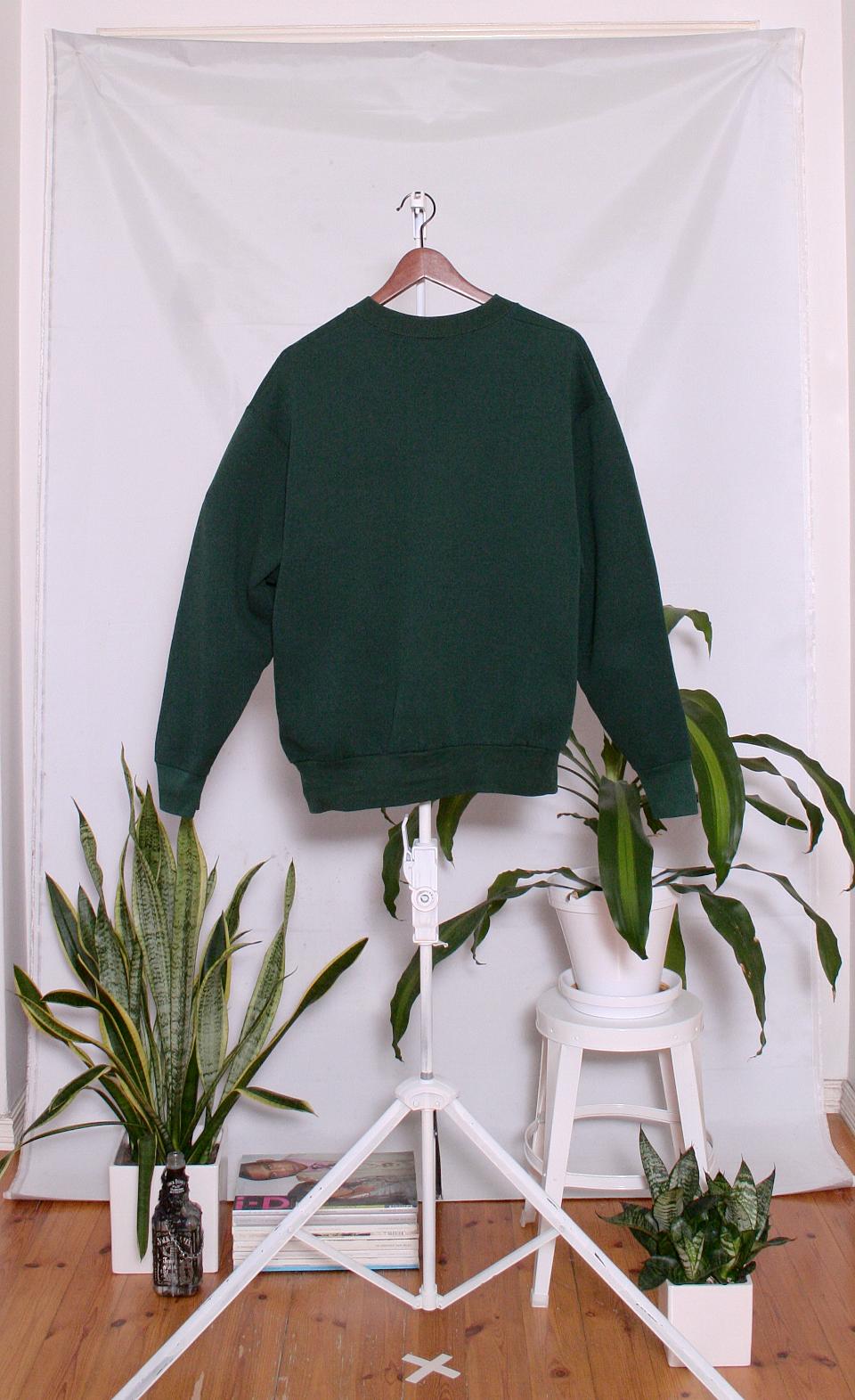 Vintage College Sweater (naisten L / miesten S)