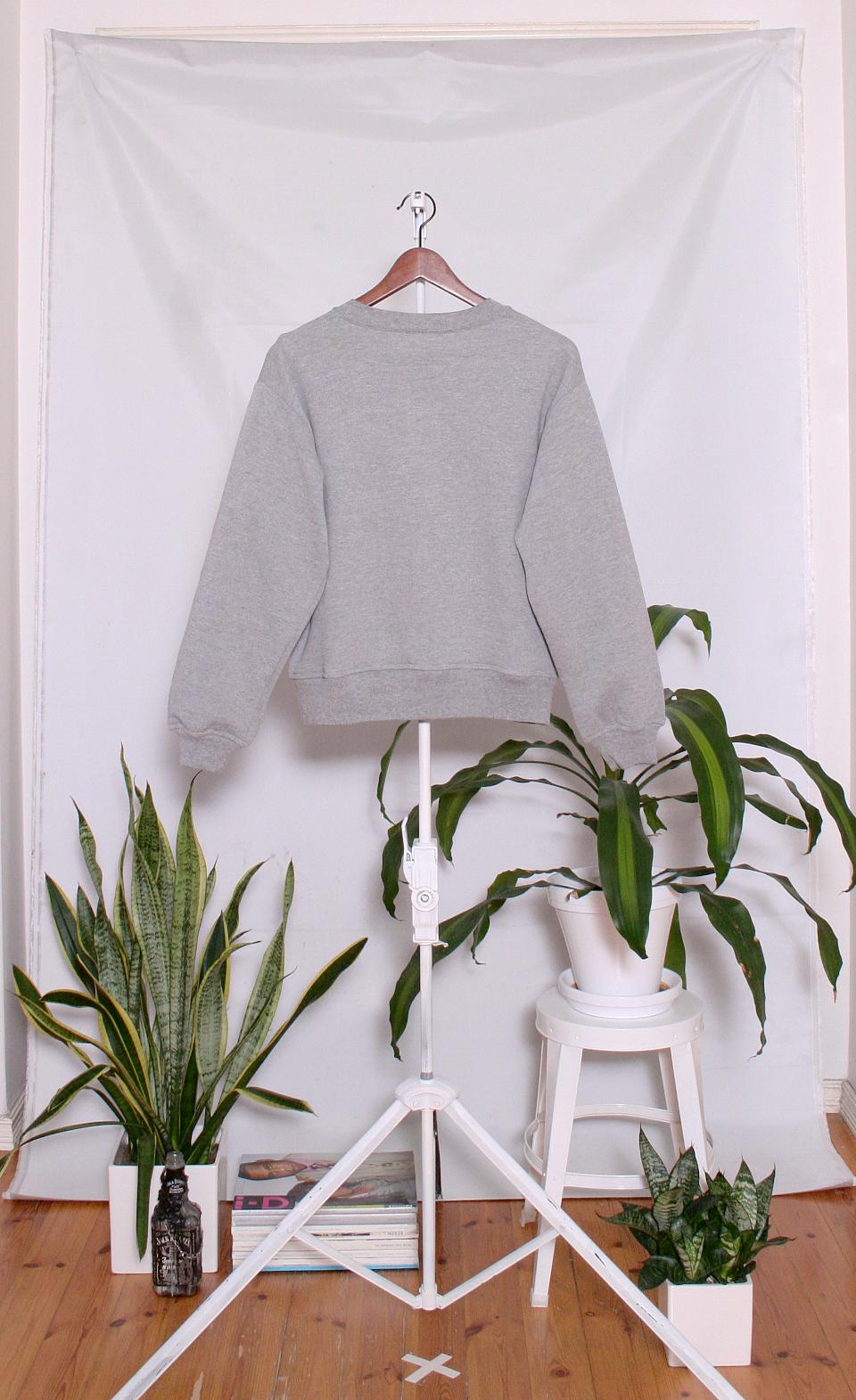 Vintage College Sweater (naisten M)