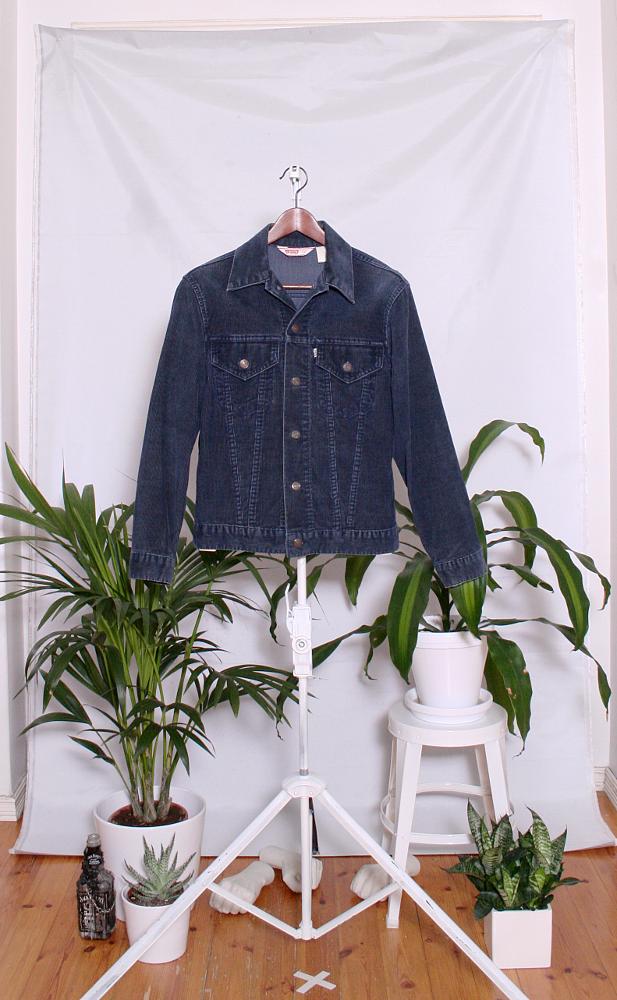 Vintage Levi's Cord Jacket (naisten S-M / miesten XS) 20000646000642