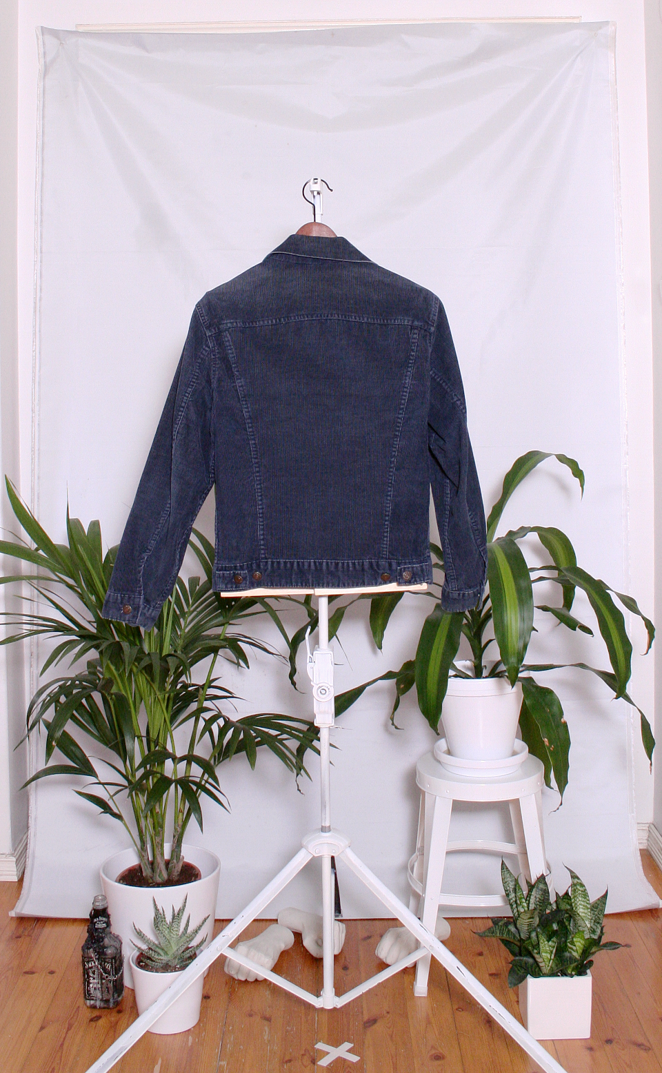 Vintage Levi's Cord Jacket (naisten S-M / miesten XS)