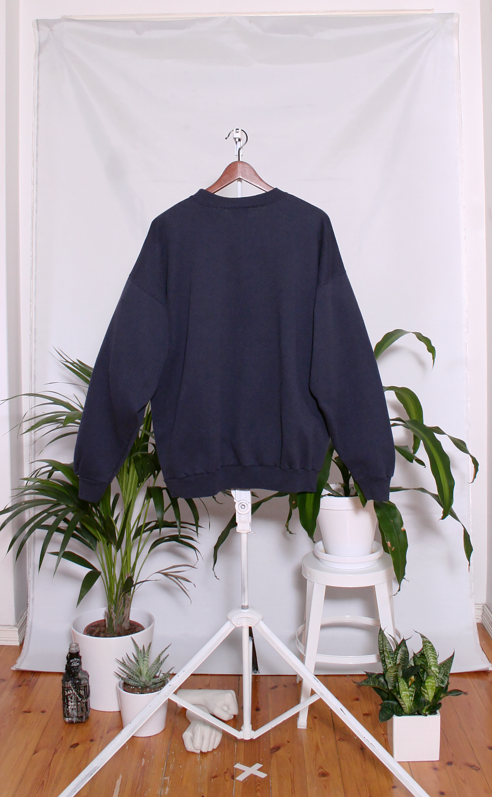 Vintage College Sweater (miesten XL)