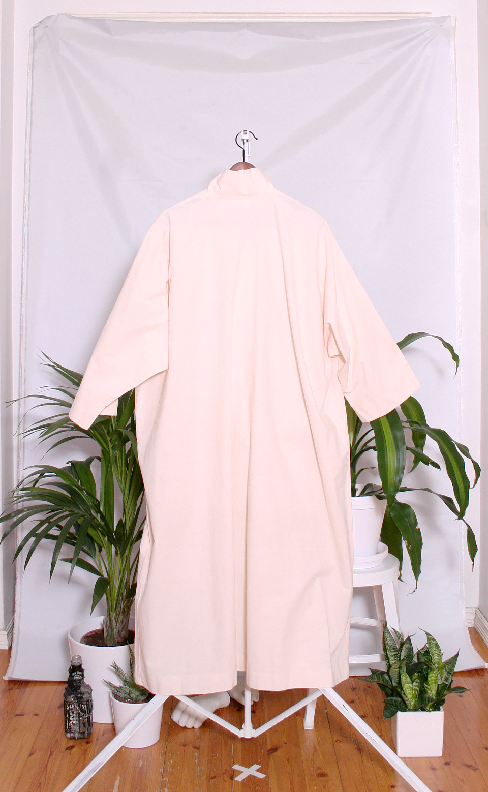 Vintage Marimekko Cotton Dress (vapaa koko)