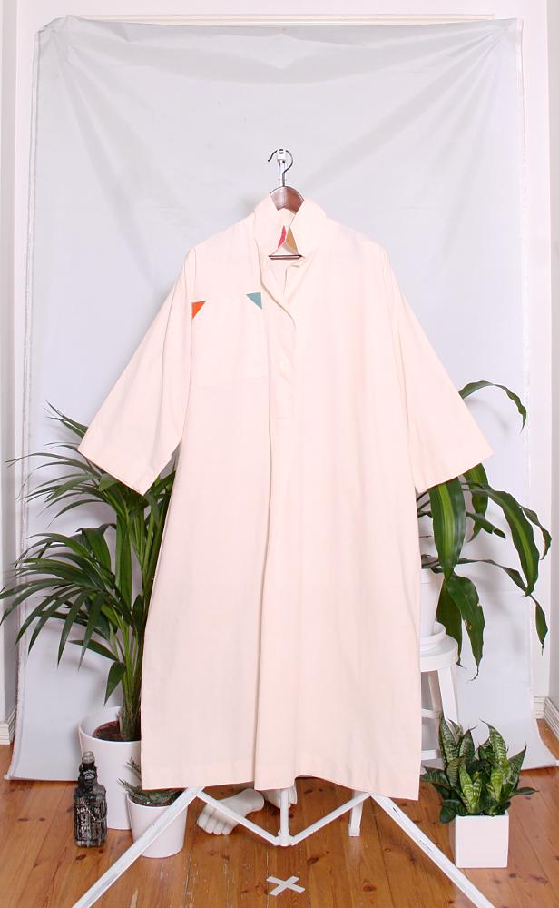 Vintage Marimekko Cotton Dress (vapaa koko) 60000712000672