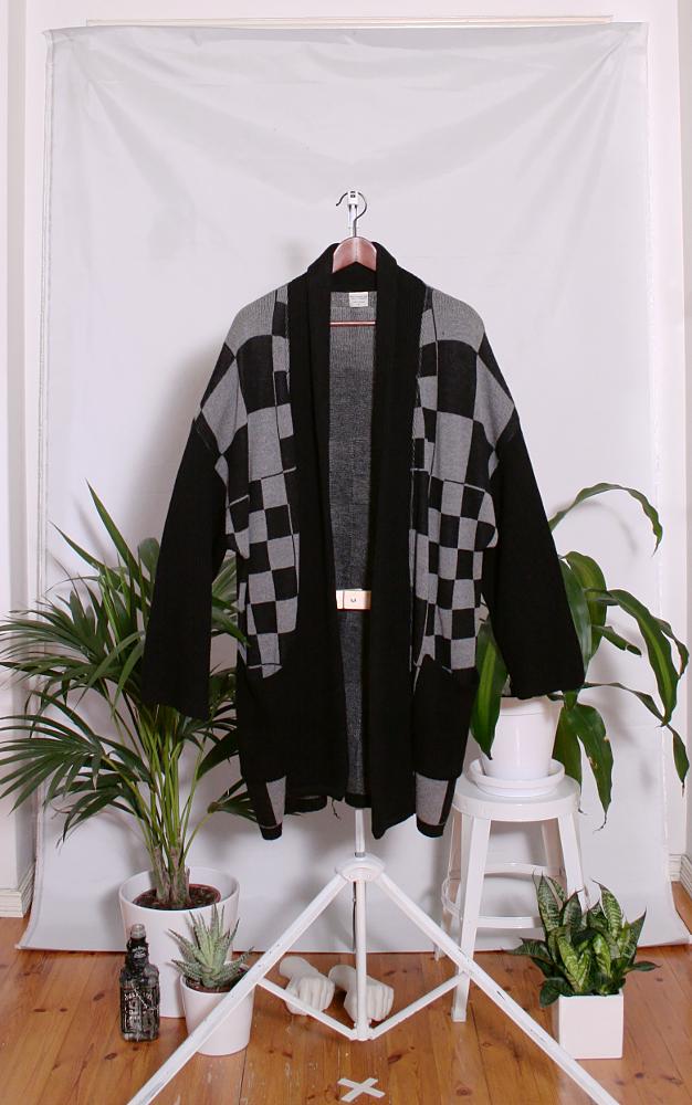 Vintage Marimekko Wool Knit (naisten M) 60000712000705