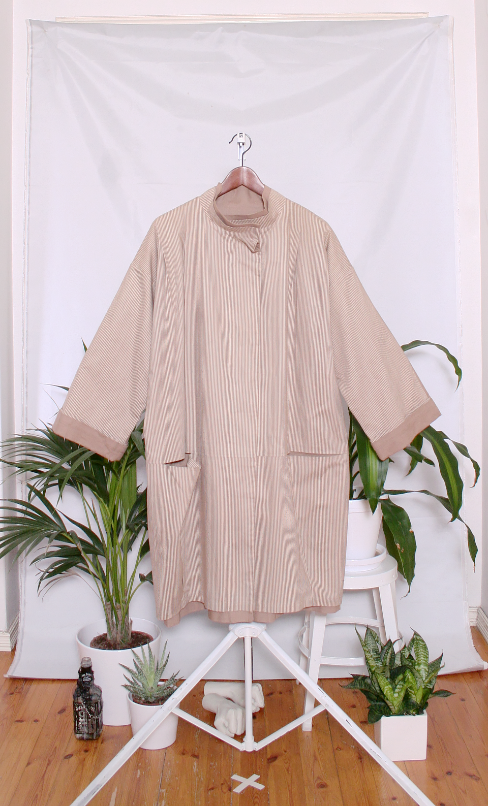 Vintage Marimekko Coat (naisten S-XL)