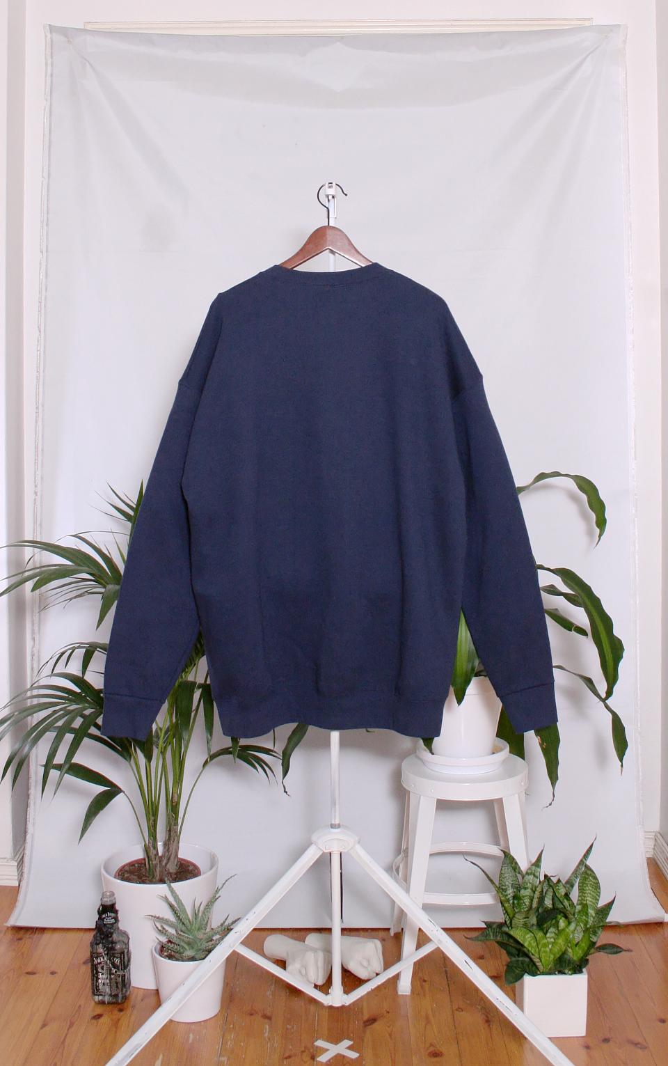 Vintage College Sweater (miesten XL)