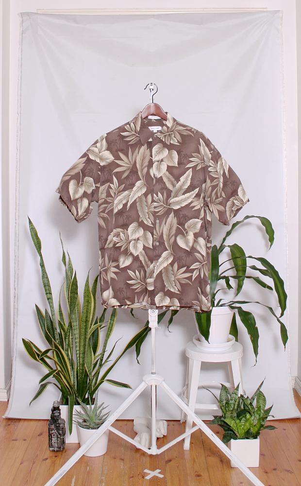 Vintage Hawaiian Shirt (miesten M / naisten L) 34000090000769