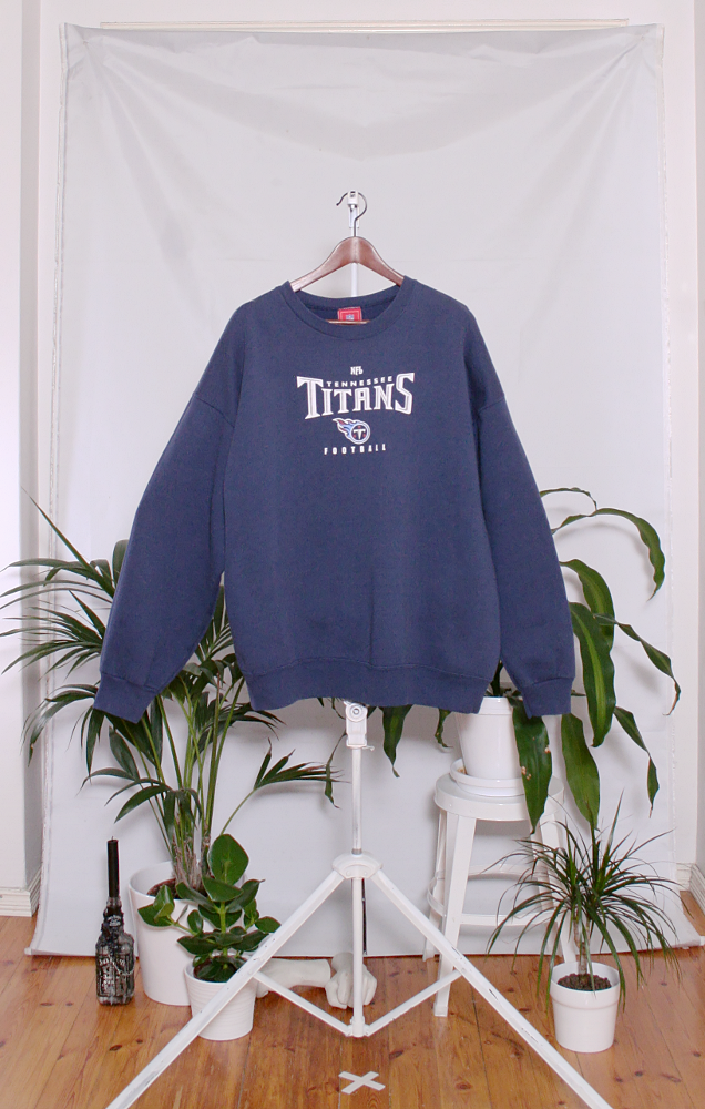 Vintage USA College Sweater (miesten XL) 20000394000769