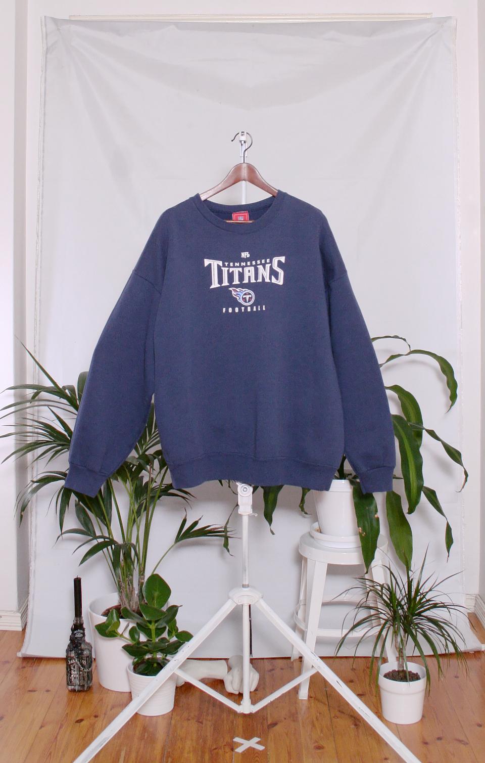 Vintage USA College Sweater (miesten XL)