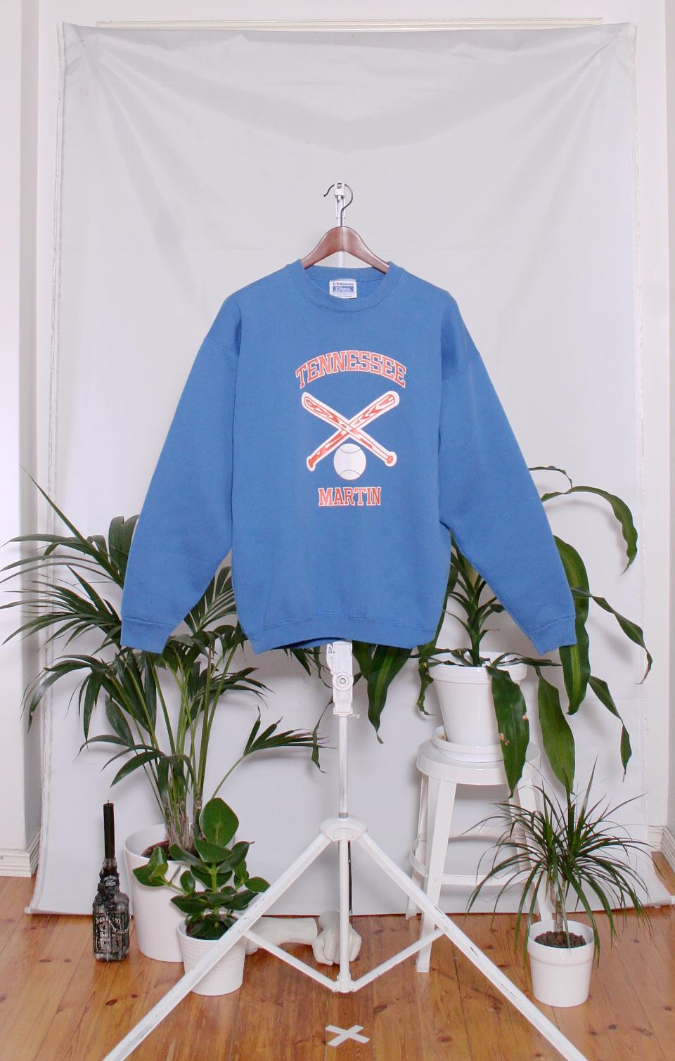 Vintage USA College Sweater (miesten L / naisten XL)