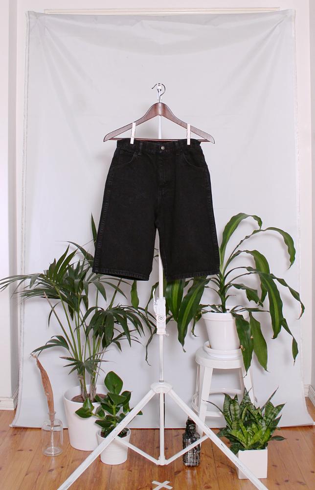 Vintage Wrangler Denim Shorts (naisten S / miesten XXS) 34000076000779