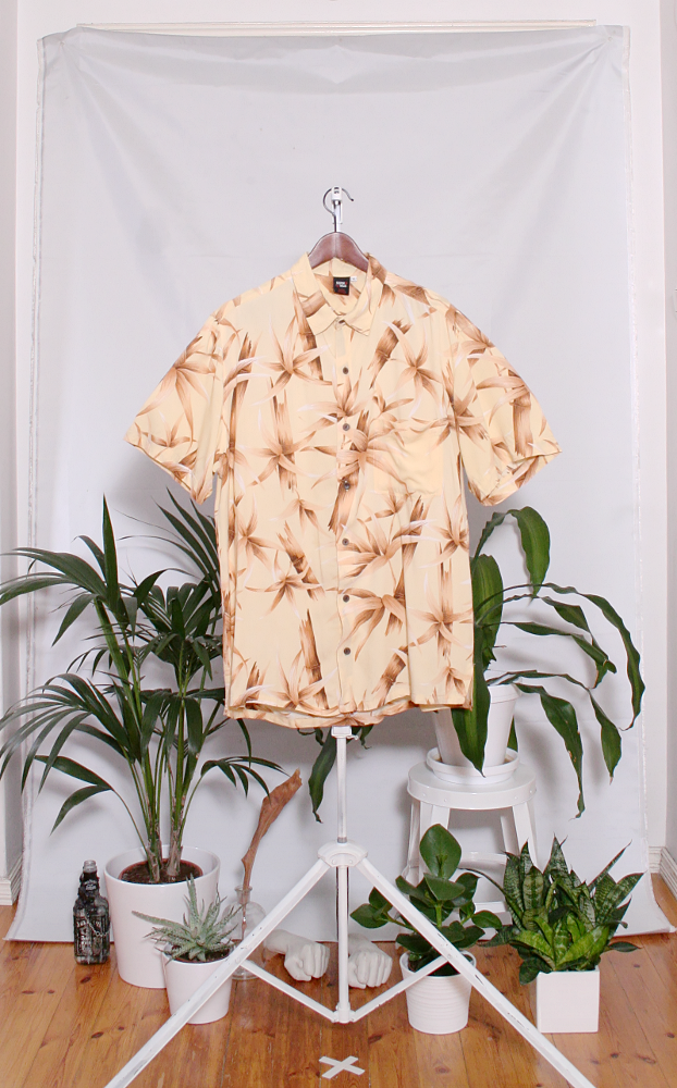Vintage Hawaiian Shirt (miesten L / naisten XL) 34000106000801