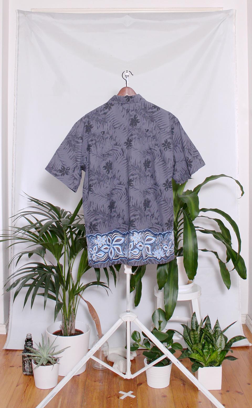 Vintage Hawaiian Shirt (miesten M / naisten XL)