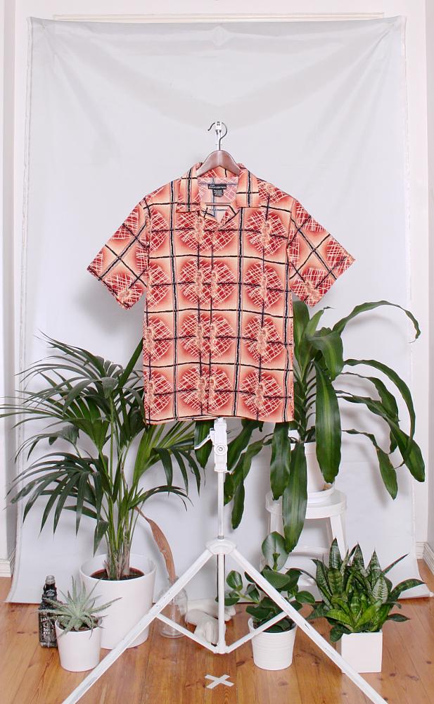 Vintage Hawaiian Shirt (miesten S / naisten M) 34000106000831