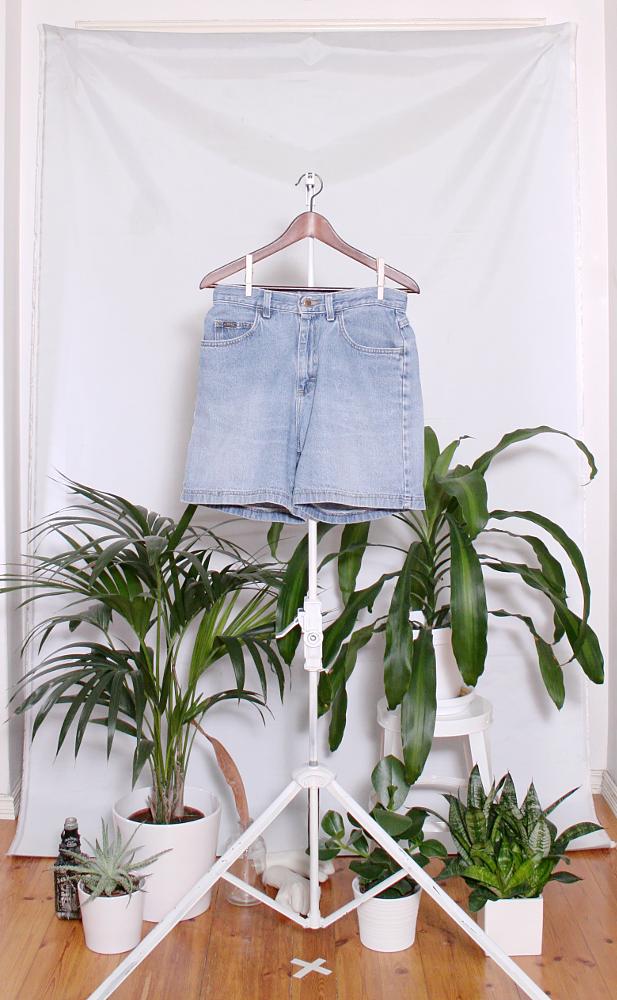 Vintage Denim Shorts (naisten M / miesten S) 34000076000842