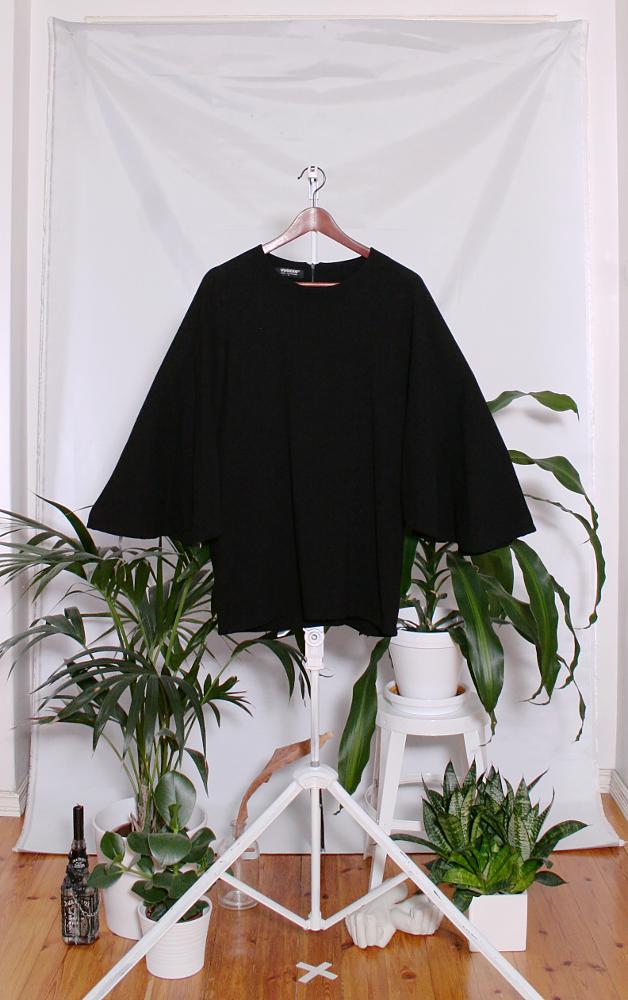 Vintage Vuokko Wool Tunic (naisten S-L / miesten XS-M) 60000576000859