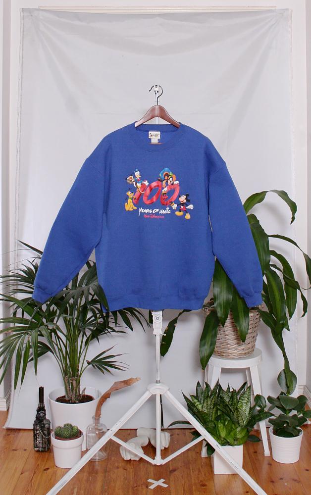Vintage Disney Sweater (miesten L / naisten XL) 20000431000873