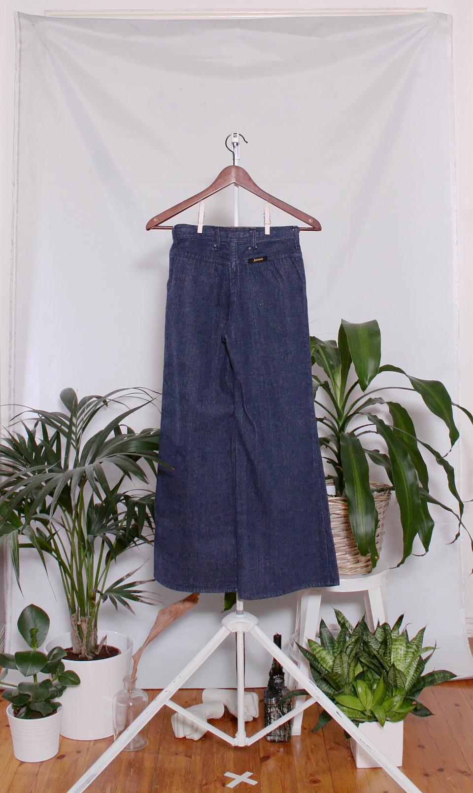 Vintage 70's Jeans (naisten XS-S)