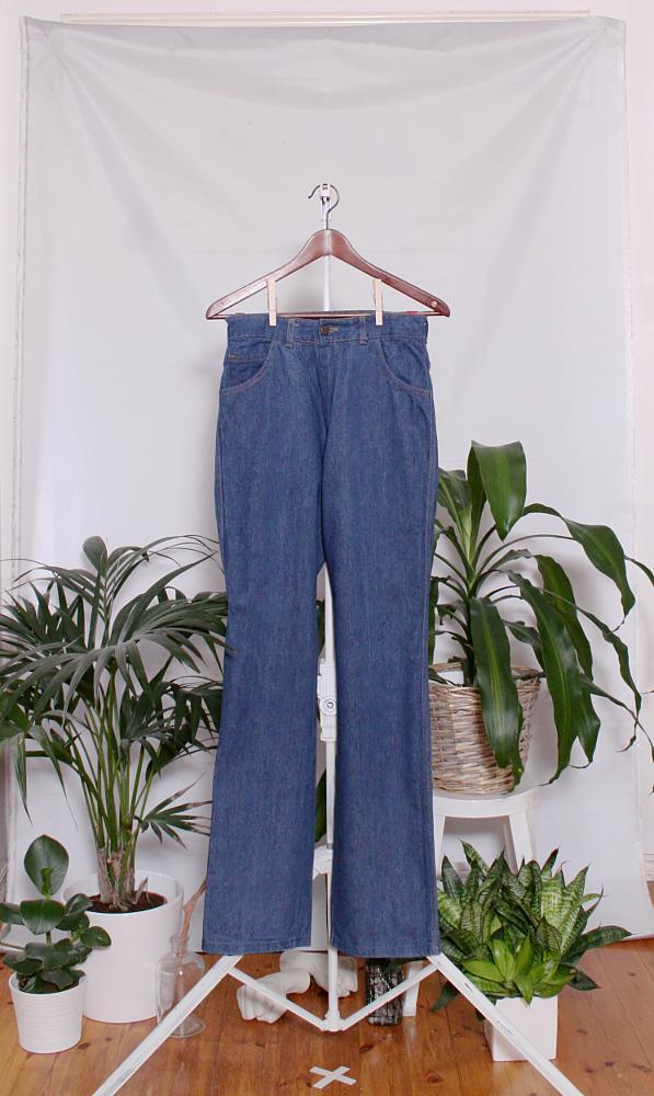 Vintage 70's Jeans (naisten M / miesten XS) 60000170000410